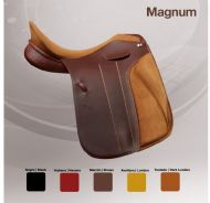 Zaldi Magnum dressage saddle